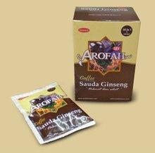 Coffee Sauda Ginseng