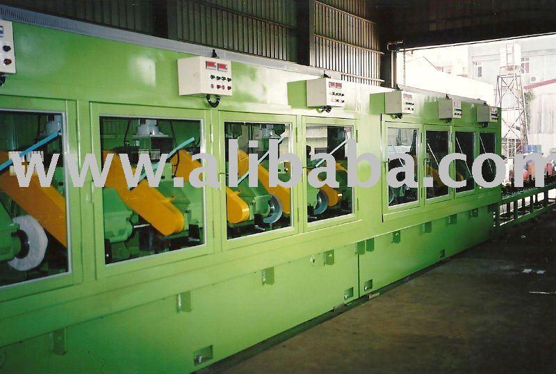 Round/Square/Rectangular tube pipe polishing machine(mill)
