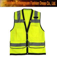 custom motorcycle reflective safety vest