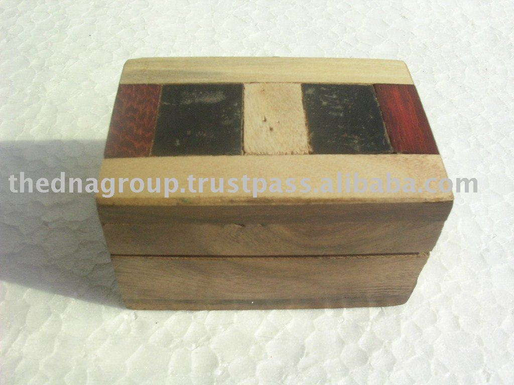 Decorative Boxes In Bulk : Decorative wholesale christmas wooden gift boxes view