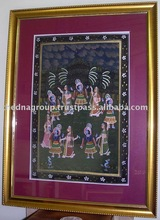 art /famous/traditional/watercolor indian paintings