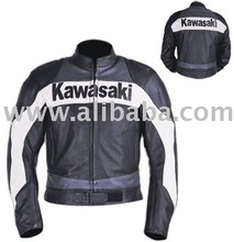 "2011 Style ""K"" Motorbike Leather Jacket Motorcycle SUIT"