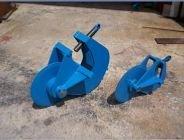 Asphalt Cutters, Bucket Mounted