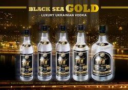 Black Sea Gold Vodka