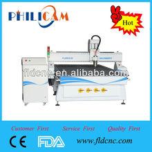 Jinan lifan PHILICAM cnc machine FLDM1530 wood lathe vacuum