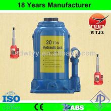 hydraulic bottle jack price / hydraulic bottle jacks made in China