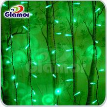 LED christmas curtain waterfall lights/LED christmas lights net