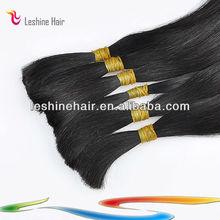 8-34Inch 100% Gorgeous Bulk Virgin Peruvian Hair Braiding