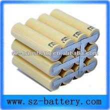Li-lon Rechargeable Battery 12tension de la batterie