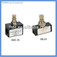 RE type flow control valve
