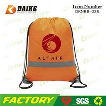 Cheap High Quality Nylon Handmade Drawstring Laundry Bag DKNBB-338