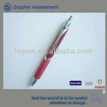 novelty triangular metal pen