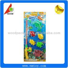 Kids magnetic fishing game toys