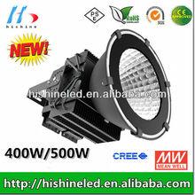 NEW! LED work light 400w 36000lm hishine Cree chip led high bay light HS-HB10W400 3 years warranty