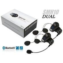 SMH10D-01 Bluetooth Stereo Headset & Intercom Set