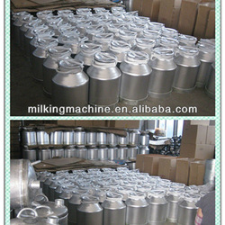 Food Grade Aluminum Milk Bucket for Sale