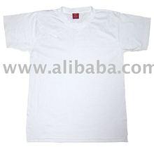 100% basic men blank t shirts