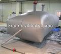Travesseiro de água do tanque de pvc( capacidade 16500l)