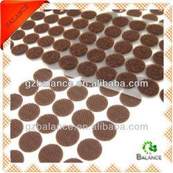 velcro sticky back coins /sticky velcro coins adhesive velcro dots