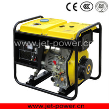 2.5kva Air-cooled Open frame Diesel Generator Engine by KM178F