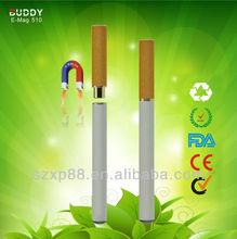 Magnetic electronic cigarette Shenzhen Buddy E-Mag 510 rechargeable shisha pen shisha flavour