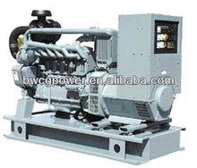 Hot! 6kW Power 380V Electric Diesel Generator Set