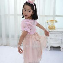 HOT trend ! designer one piece party dress for girls summer 2013