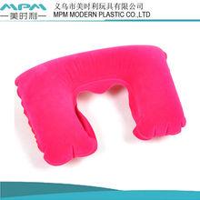 2013 fashion design inflatable sleep pillow