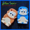 3D Monkey for blackberry curve 8520 back cover
