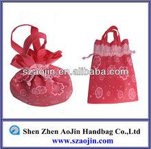 2013 Shenzhen cute draw string bags small
