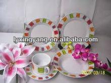 easter dinnerware set, chinese dinnerware sets,blue dinnerware set