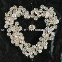 NATURAL WHITE DIAMOND TRIO SET