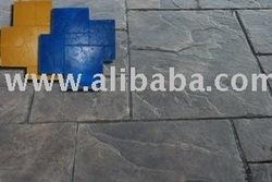 Imperial Ashler Slate decorative concrete stamps