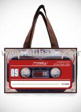 Cassette hand bag