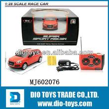 1:18 die cast model car toys