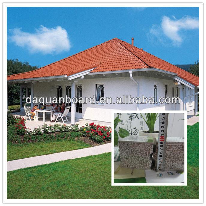 High quality wall panel prefab househome designvillas for sale nepal