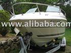 1999 SEARAY 215 EC Express boat