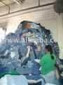 Reciclado usado jeans
