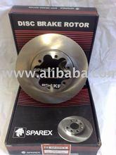toyota brake rotor
