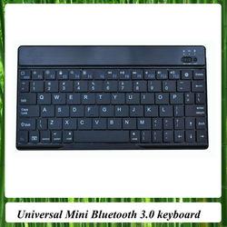 Universal mini Wireless Version 3.0 Bluetooth keyboard for Apple ipad iphone Samsung Galaxy note SONY PS3 ,etc