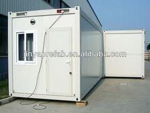 china sandwich panel prefabricated smart home warehouse