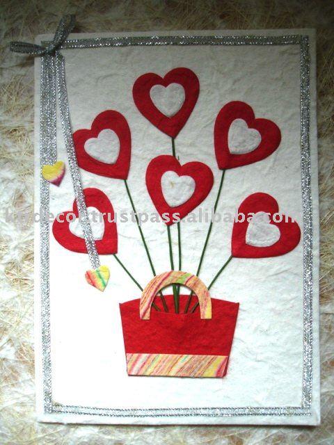 taukirknalo handmade valentine card – Handmade Valentines Card Design
