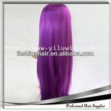 2014 China fashion Cosplay wig,Brazilian virgin hair,Yiwu hair unprocessed malaysian virgin