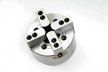 4 jaws hydraulic power lath chuck