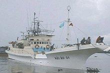 Tuna Fishing Vessel Seagull 01