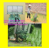 2 rows small manual rice transplanter machine/kubota rice transplanter