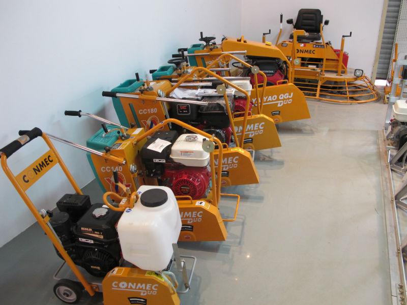CONMEC Cement Cutter,Road Cutter,Floor Saw Machine,Mikasa Type