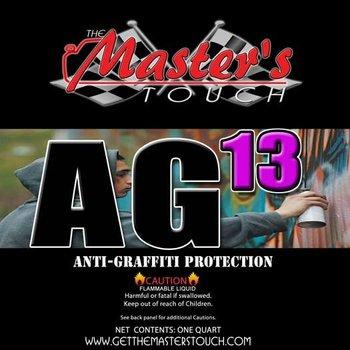 AG 13 Anti Graffiti Coating