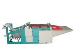 Servo Motor Driven Universal LDPE, HDPE, PP Bag Machine