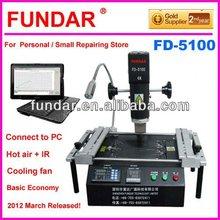 factory directly sale economic FUNDAR FD-5100 repair laptop bga machine